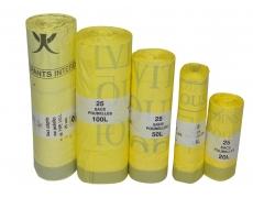Sacs déchets - Norme NFX 30501 DASRI